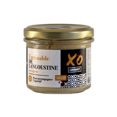 Tartinable de langoustine XO Gourmet