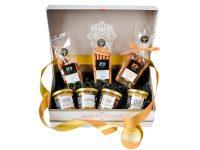 Coffret 7 délices salés sucrés saveur cognac