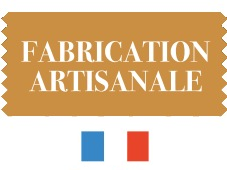 Fabrication artisanale française aux arôme de cognac