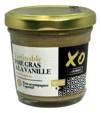 Tartinable foie gras à la vanille