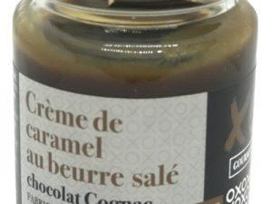 crème caramel chocolat cognac xog