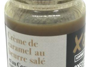 crème caramel cognac xo