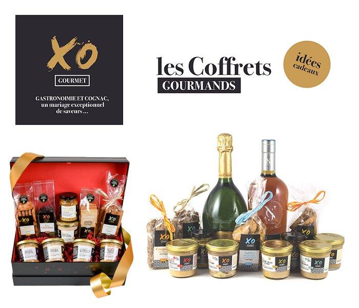 Cdeaux aux arômes de cognac