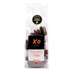 Bonbons caramel au chocolat et au cognac XO Gourmet