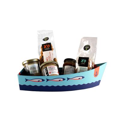 Barque 5 saveurs aux aromes de cognac