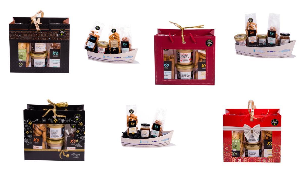 Nouveautés XO Gourmet aux arômes de cognac