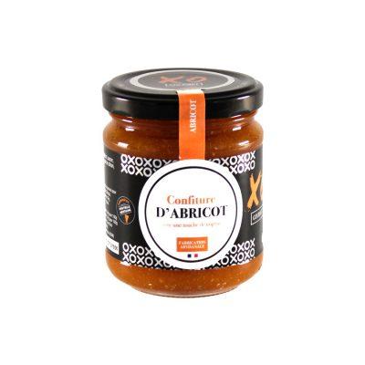 Confiture d abricot aux aromes de cognac